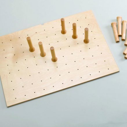 4DPS-3021 - Peg Drawer System w/12 Pegs