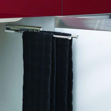 563-51-C - Pullout Towel Bar