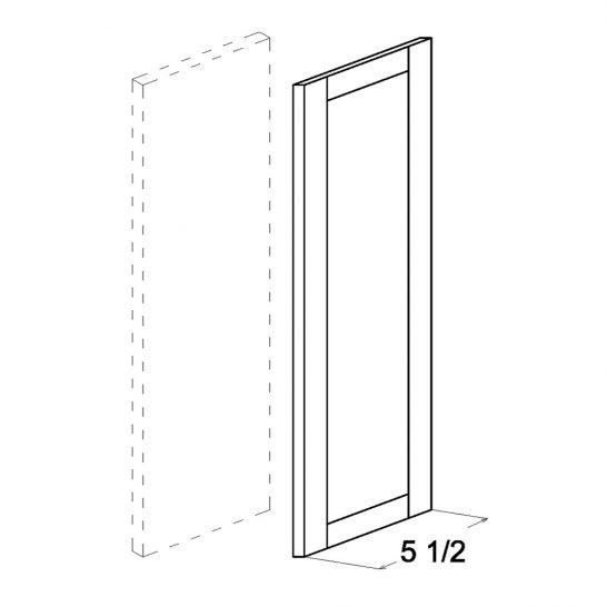 YW-FOL636 - Filler-Filler Overlay - 5.5 inch