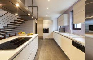 galley-kitchen-island