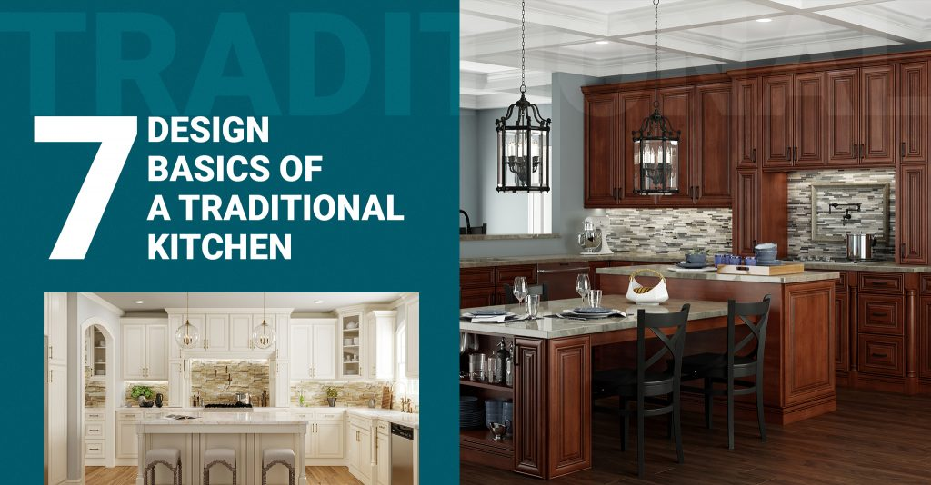7 Basics of a Traditional Kitchen