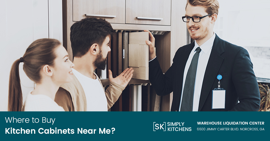 Where To Buy Kitchen Cabinets Near Me?