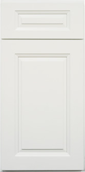 Tacoma White Sample Door