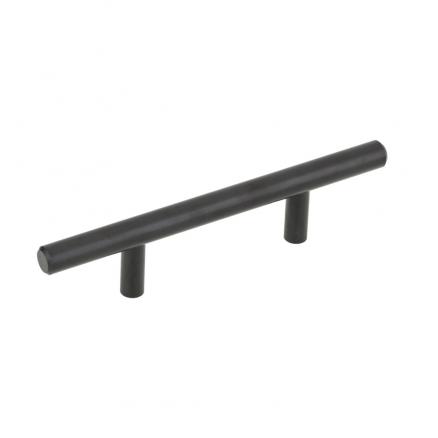 """Pull - Modern Bar - 6"""" - Matte Black"""