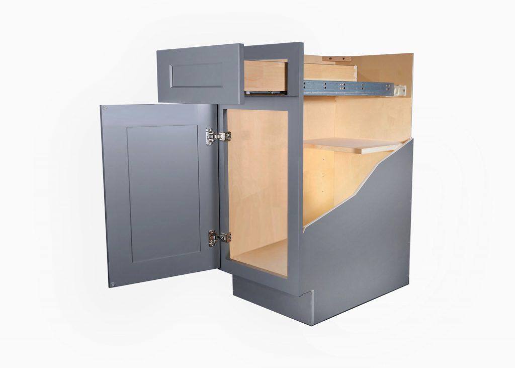 Framed Cabinet Cutout