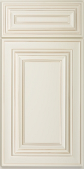 Cambridge Antique White Sample Door