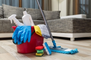 harsh-cleaners-damager-cabinets