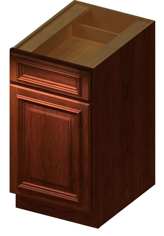 MiniB12 Base Cabinet 12 inch Cambridge Sable