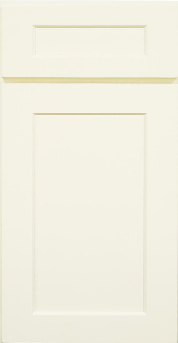 SHAKER ANTIQUE WHITE