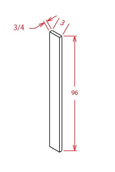 SE-F396 - Filler-Filler 3 X 96 - 3 inch