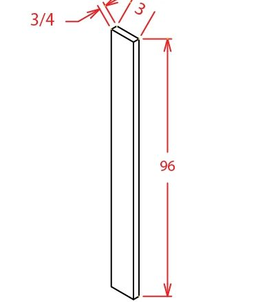 SD-F396 - Filler-Filler 3 X 96 - 3 inch