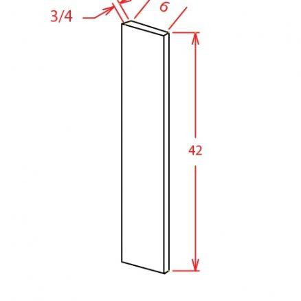 SC-F642 - Filler-Filler 6 X 42 - 6 inch