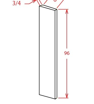 CW-F696 - Filler-Filler 6 X 96 - 6 inch