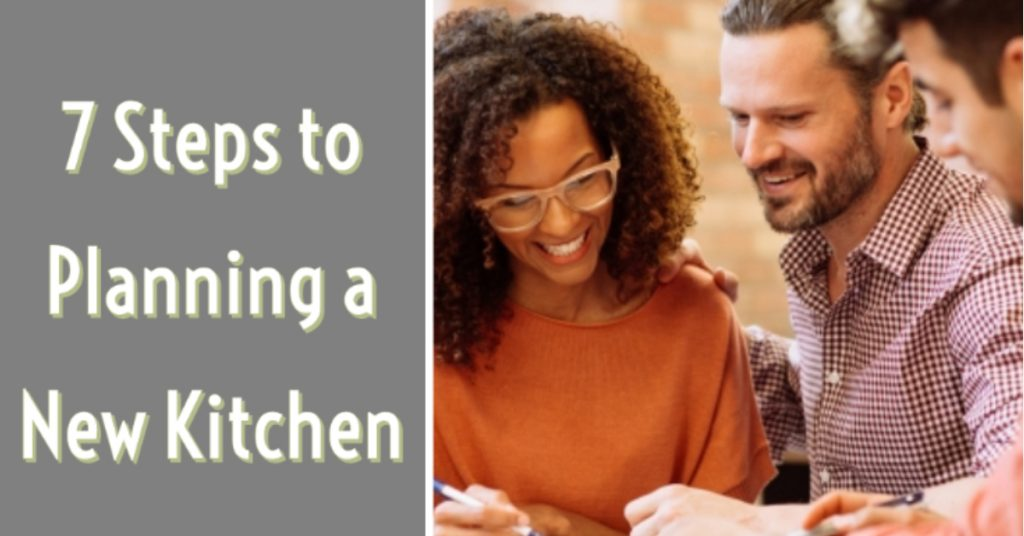 The Easiest Way to Design Your New Kitchen