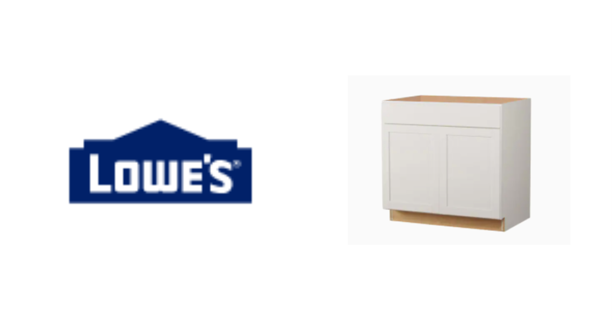 Types of kitchen cabinets at lowes