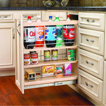 In Cabinet Pullouts