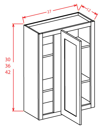 TW-WBC2742 - Wall Blind Cabinet - 27 inch