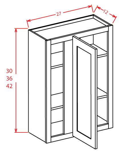 TD-WBC2742 - Wall Blind Cabinet - 27 inch