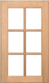 mullion door frame