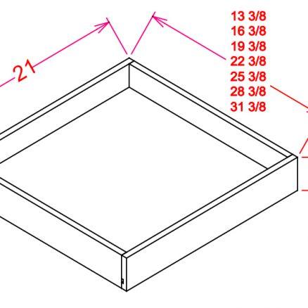 RS21-TypeB RS21 Roll Out Shelf B21