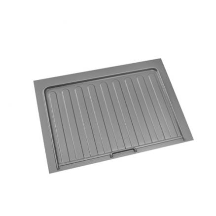 SBVDT-2730-S-1 - Vanity Sink Base Drip Tray (Silver)
