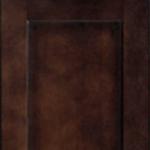 Shaker Espresso Sample Door
