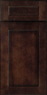 Sheffield Mocha Sample Door