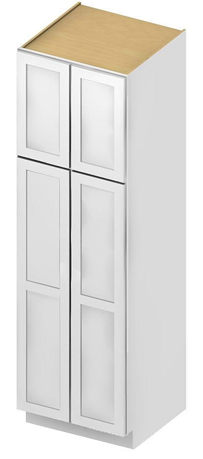 SW-U309024 - Utility Cabinets With Four Doors - 30 inch