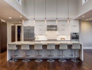 tall-kitchen-cabinet-galley-kitchen